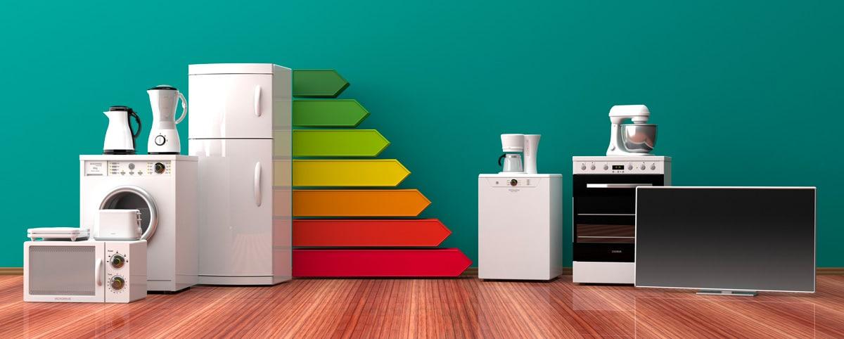 Comparaison entre la consommation d'énergie du sèche-linge et celles des autres appareils électroménagers