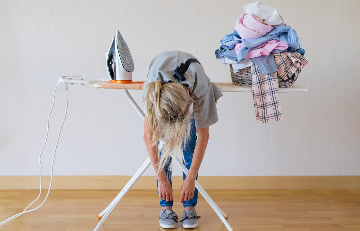 Arrêtez le repassage, passez au sèche-linge