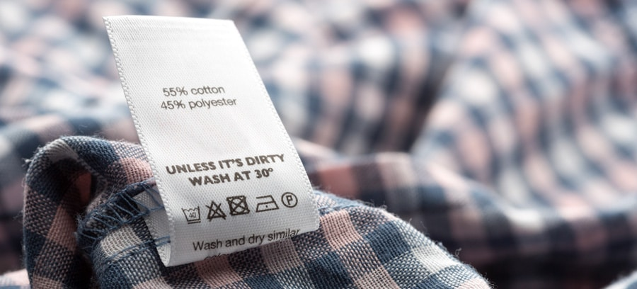 l'étiquette d'un vêtement vous permet de savoir s'il peut passer au sèche-linge Ce n'est plus vrai pour les derniers programmes de sèche-linge